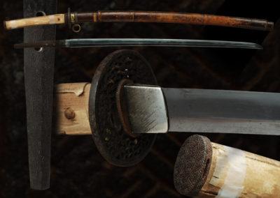 Sado No Kami Motoyoshi  (fss-705)